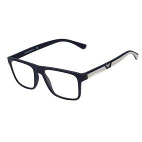 Emporio Armani Ea 4115 Clip On - Óculos De Grau 5669 1w Azul bb2df60555