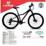 Bicicleta Aro 29 Ciclo Cairu Lótus 21 Marchas (usada 2 Vezes