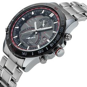 78cc0f9582c Curren 8149 De Luxo - Relógios De Pulso no Mercado Livre Brasil