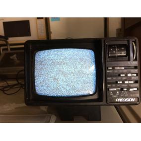 Tv Portátil Deluxe Funcionando No Estado