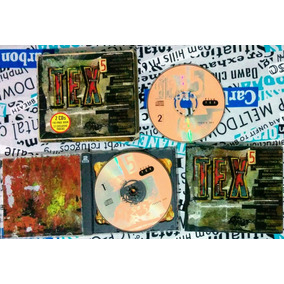 Tex 5- Trance Europe Press - Uk - Cd Doble
