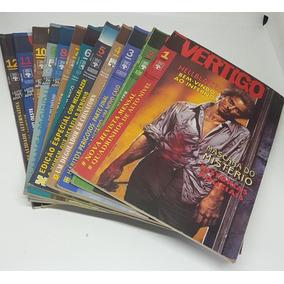 Coleção Quadrinhos Vertigo Números De 1 Ao 12