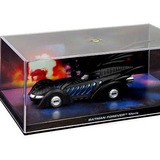 Mc Mad Car Batman Batmobile Automobilia Coleccion Auto 1/43