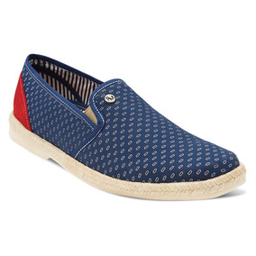Zapatos Casuales Marino Para Caballero Megashoes