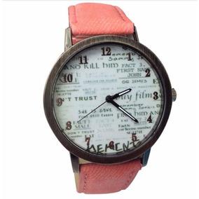 Relógio Feminino Barato Original Rosa
