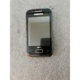 Celular Smartphone Samsung Galaxy Y Duos Gt-s6102