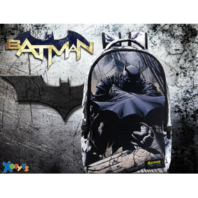 Mochila Teen Xeryus Batman T4 8150 Super Novidade 2019