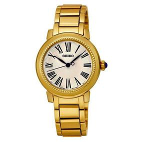 Relógio Seiko Feminino Ref: Srz450b1 B3kx