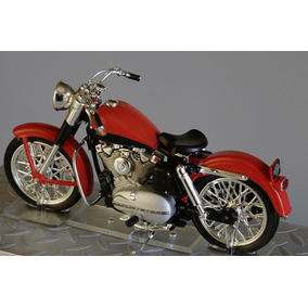 Harley-davidson Xl Sportster 1957 1/24 Altaya + Fascículo