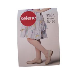 9f66eba098d Meia Calça Fina Selene Fio 20 - Rosa - P (9600)