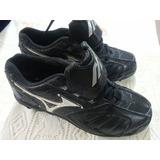 Tacos Zapatos Originales Mizuno Beisbol Nuevo Talla 38
