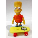 Muñeco Los Simpsons Bart Clásico Retro Año 1992