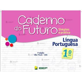 Coleção Caderno Do Futuro De Português Do 1 Ao 5 Ano Aluno