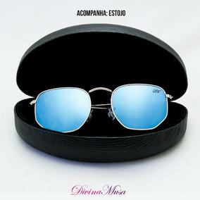 87e90f6674530 Óculos De Sol Original Divina Musa Proteção Uv 400 Aury
