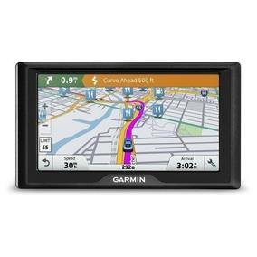 Gps Garmin Drive 60 Tela De 6 + Mapa - Preto