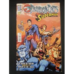 Gibi/quadrinhos Superman E Thundercats