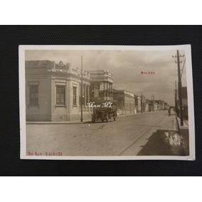 Cartão Postal Antigo Macaé