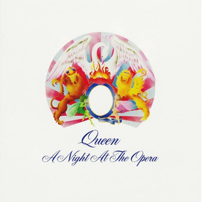 A Night At The Opera - Queen - 2 Discos Cd + Bonus Ep