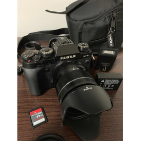 Câmera Fuji Xt-1