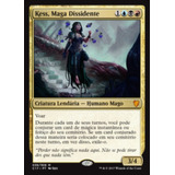 Deck Grixis Commander - Kess, Maga Dissidente