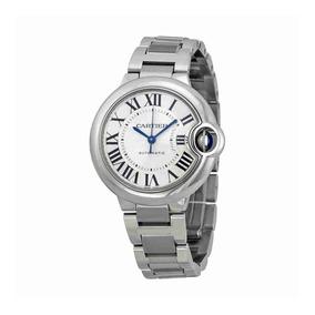 20ecf86a6f8 Relogio Cartier Gt  Ballon Bleu - Relógios De Pulso no Mercado Livre ...