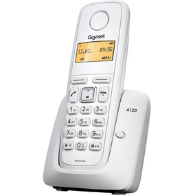 Teléfono Inalámbrico Gigaset A120 Blanco Tienda Oficial