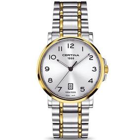 18ec93a6a4e Relógio Certina Ds Caimano - Relógios no Mercado Livre Brasil