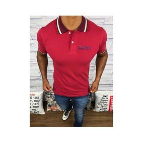 Camisa Gola Polo Hugo Boss M Amarela Original - Pólos Masculinas no ... 267863ae60dd2