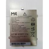 Bateria Pila Interna M4 M4tel M3200a 3200mah 3,8vcc 12.16wh