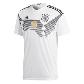 Camiseta adidas Titular Alemania Mundial Rusia 2018 D Hombre