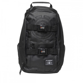 Mochila Skate Element All Black Original