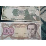 Billetes De Coleccion Venezolanos