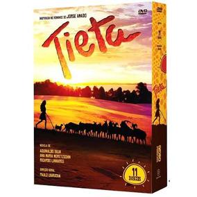 Tieta Novela Completa Em 11 Dvd (frete Fixo Apenas R$14,00)