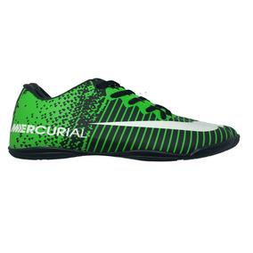 Chuteira Verde Cristiano Ronaldo - Chuteiras no Mercado Livre Brasil c02901e62533b