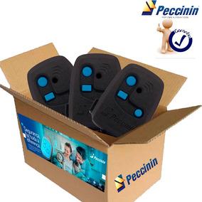 Kit C/ 3 Controle Remoto Portão Tx Peccinin Original
