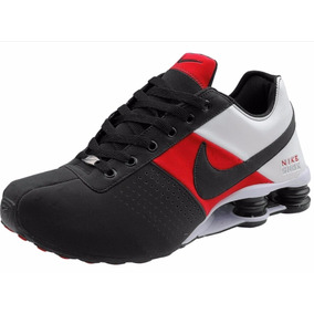 b15ba129a80 Nike Shox Feminino Tamanho 34 - Tênis Vermelho no Mercado Livre Brasil