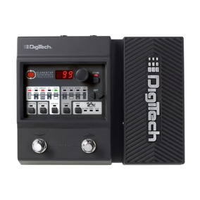 Pedaleira P/ Guitarra Digitech Element Xp Com Fonte Bivolt