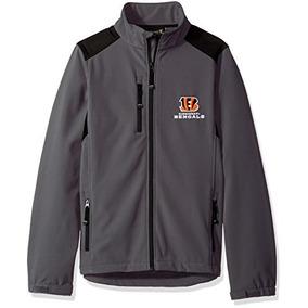 Cincinnati Bengals Nfl Chamarra Softshell Para Hombre bdcd0e8ac81
