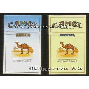 Bolivia, 2 Camel Box 20 Regular Packs 2009, Bo-002-01/03 Lle