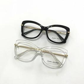 44c8abebb8e6f Armacao Oculos Feminino De Grau Grande - Óculos no Mercado Livre Brasil