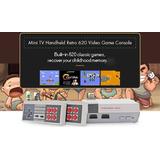 Consola Retro 620 Juegos Clasicos.