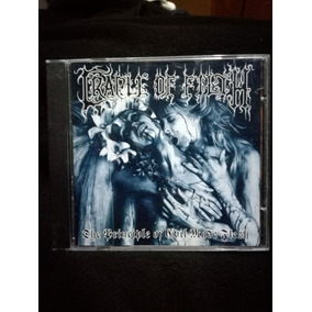 Cradle Of Filth The Principle Of Evil Made Flesh Cd 0b485b8dd5e10