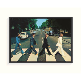 Pôster The Beatles 2 - Pequeno