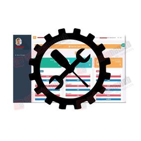 Sistema Para Oficina Mecânica Completo - Script Php