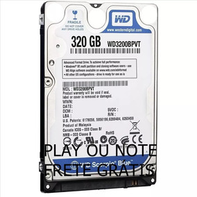 Hd Interno 320gb P/notebook Play 3 Play 4 Variadas Marcas