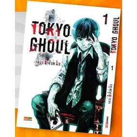 Tokyo Ghoul - Manga - Panini - Volume 1 Ao 14- Coleção