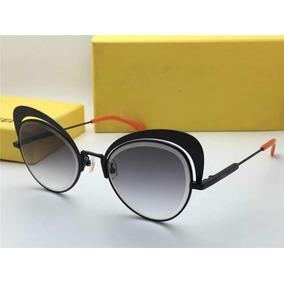 aa5ae5e458c16 Oculos Fendi Gatinho - Óculos no Mercado Livre Brasil