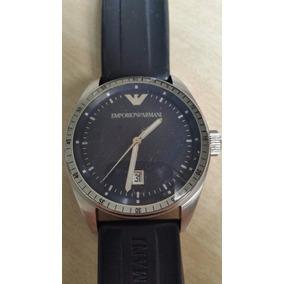 935d81b35ad Relógio Emporio Armani Ar 0687 Masculino Usado
