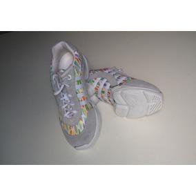 Tênis De Dança - Só Dança - Branco C  Abstrato 98df14620babf