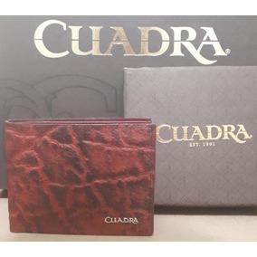 Billetera Cuadra B2910el Elefante Rojo